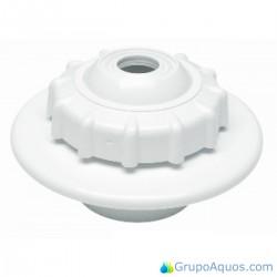 Boquilla de Impulsión Multiflow Astralpool Blanco para encolar - Cod: 24413