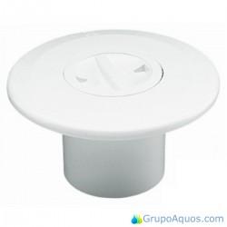 Boquilla aspiracion encolar ABS AstralPool  piscinas de Hormigón código 00300