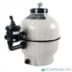 Filtro Cantabric Astralpool Válvula selectora Lateral 21000l/h Ø750 - Cod. 15784