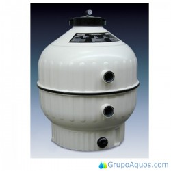 Filtro Cantabric 900 Astralpool Sin Válvula selectora Lateral 30000l/h - Cod. 22402