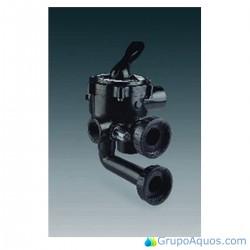 "Válvula selectora lateral 1,5"" con enlace a filtro Classic Astralpool - Cod. 00599"